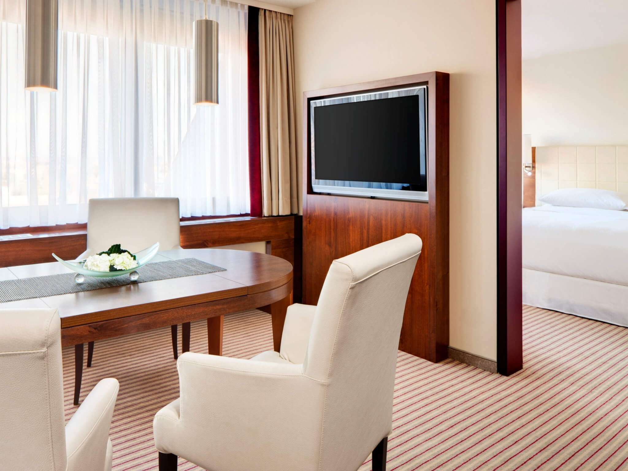 Business Suite - Sheraton Munich Westpark Hotel