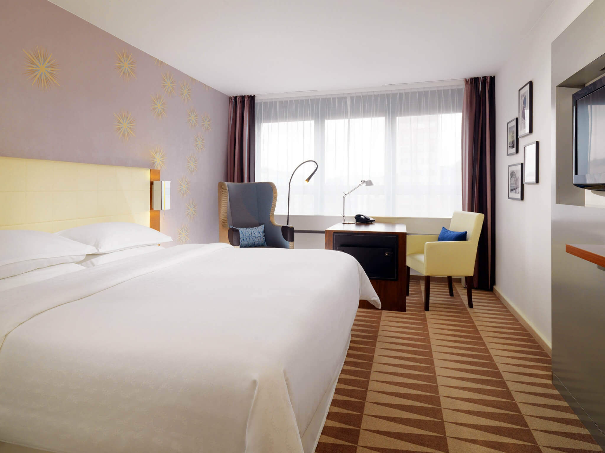 Executive room - Sheraton Munich Westpark Hotel
